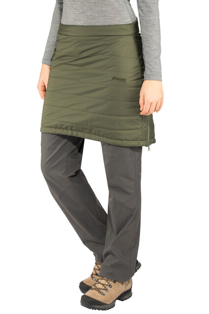 Bergans W's Maribu Insulated Skirt Seaweed